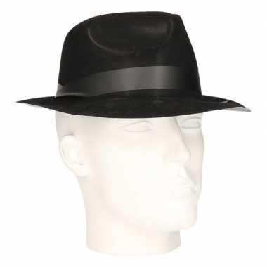 Andre hazes look a like hoed zwart volwassenen