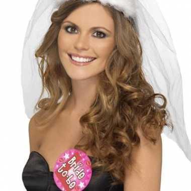 Bride To Be tiara sluier
