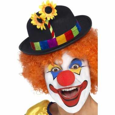 Clown bolhoedje bloem
