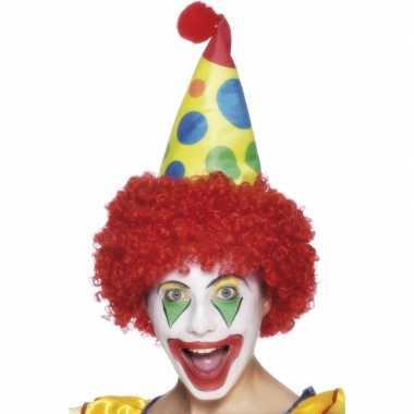 Clowns hoeden