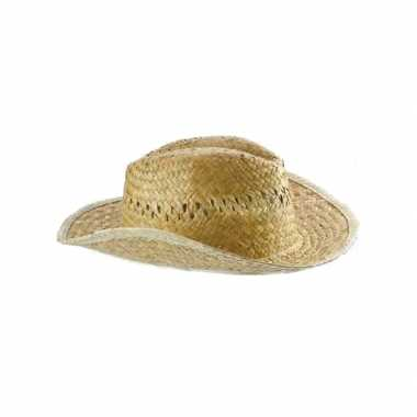 Cowboy strohoed summer