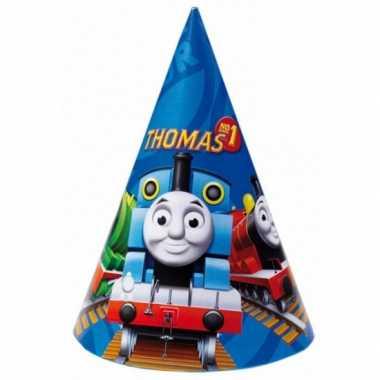Feesthoedjes thomas trein
