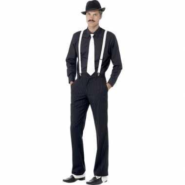 Gangster verkleedset heren
