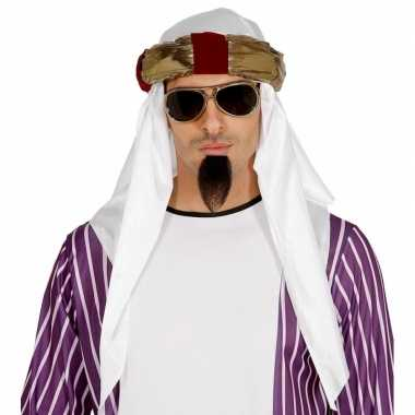 Gouden sultan tulband sjerp