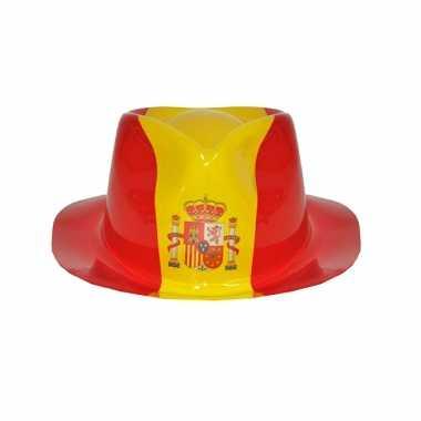 Kojak hoed spanje plastic