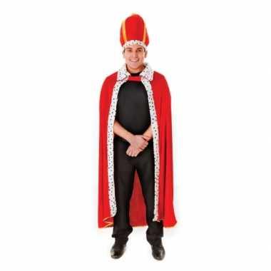 Koning cape hoed