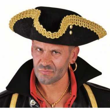 Luxe markies hoed