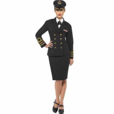 Marine officier kostuum dames