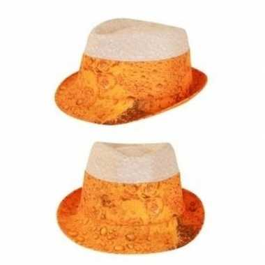 Oktoberfest bier hoed volwassenen