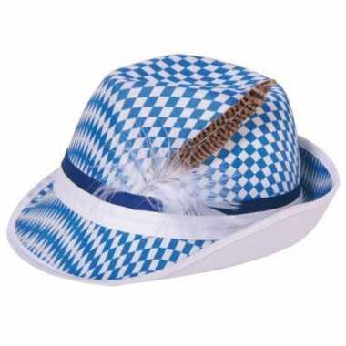Oktoberfest Tiroler Bayern hoedje
