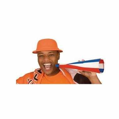 Oranje bolhoedje foam
