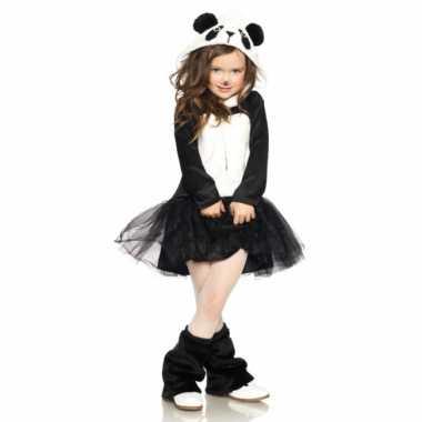 Pandabeer kostuum kinderen
