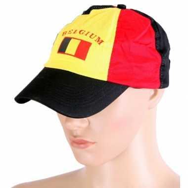 Pet Belgische vlag
