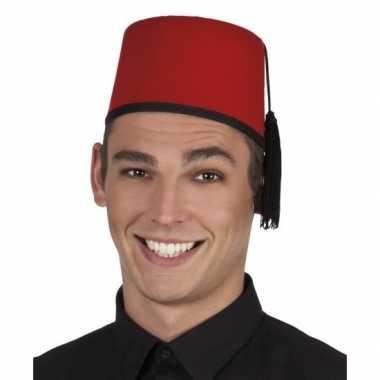 Piccolo hoed volwassenen