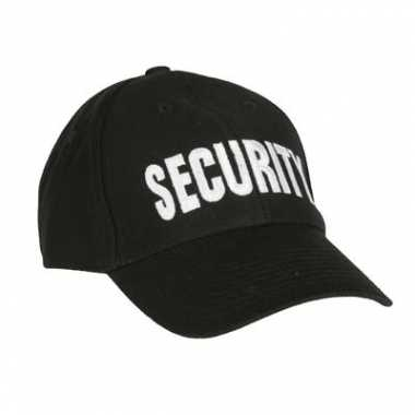 Security baseballcap