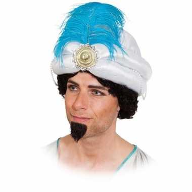 Sultan hoed veer volwassenen