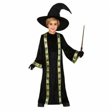 Tovenaar verkleed kostuum kinderen hoed