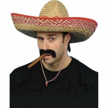 X mexicaanse sombrero fiesta