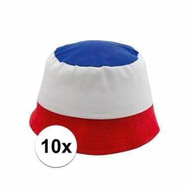 X supporters zonnehoedjes frankrijk