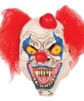 Horror clown masker hoedje