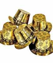 X gouden feest hoeden happy new year 10253965